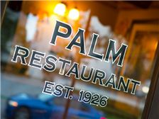 The Palm Restaurant @ The Landon Hotel