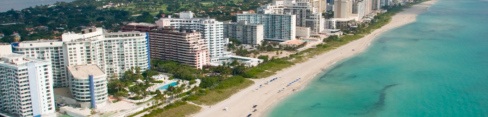 Bal Harbour Beach in Florida
