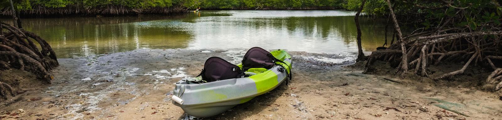 Oleta River State Park in Miami